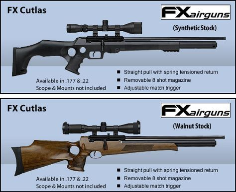 Airgun buyer, Blackpool Air rifles and Airgun products Air