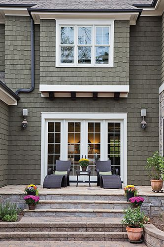 Sherwin Williams Exterior Paint. Hgtv Magazine About The House ...