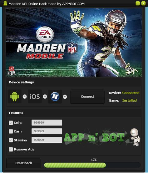activation code for madden mobile hack no survey