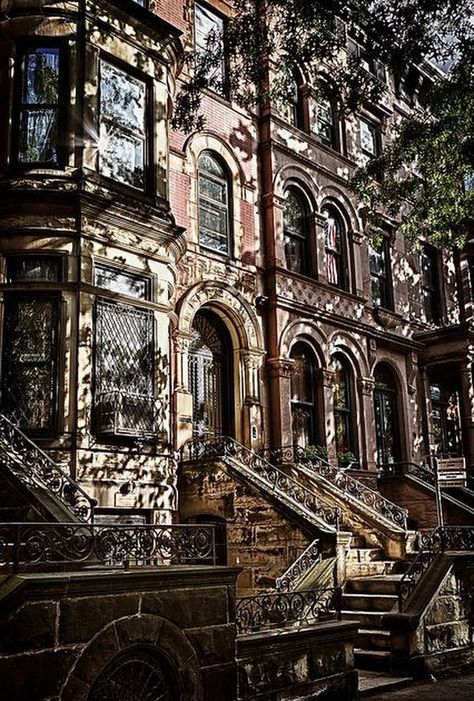Park Slope, Brooklyn NYC New York City Travel Honeymoon Backpack Backpacking Vacation The Places Youll Go, Places To Visit, New York City, Brooklyn Brownstone, Brooklyn Nyc, Park Slope Brooklyn, Voyage New York, Foto Poster, Little Italy