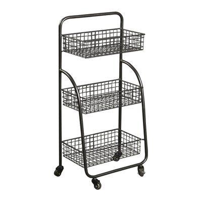 Cheungs 3 Tier Utility Cart In 2021 Metal Cart Utility Cart Storage Cart