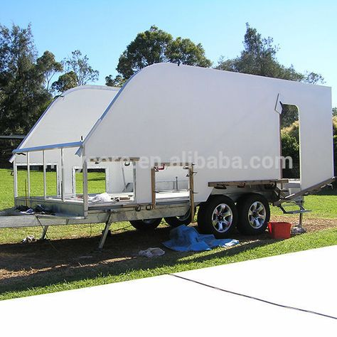 light weight cargo trailer body interior exterior wall panels holypan