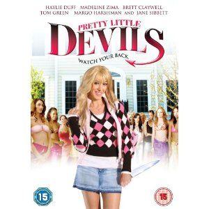 Pretty Little Devils [DVD]: Amazon.co.uk: Haylie Duff, Madeline Zima, Brett Claywell, Margo Harshman, Tom Green, Kate Albrecht, Donnell Rawlings, Jane Sibbet, Irving Rothberg: Film & TV