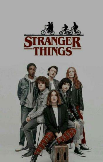 Stranger Things (Grupo De WhatsApp)