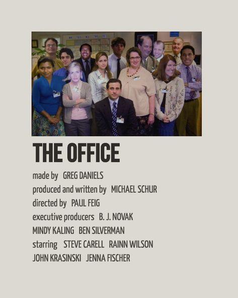 the office alternative movie poster