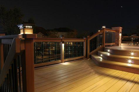 Decking Inspiration Dekor Lighting Made In The Usa Deck