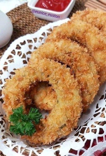 Resep Donat Nugget Ikan Di 2020 Resep Masakan Resep Masakan