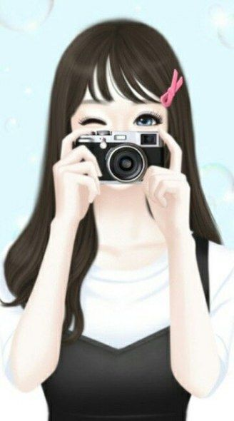 Photography Girl Drawing Cameras 47 Ideas Drawing Photography