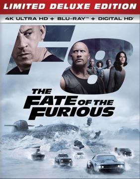 فيلم The Fate Of The Furious 2017 Extended Bluray مترجم اون لاين Fate Of The Furious The Furious Fast And Furious