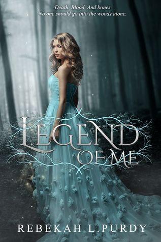 Ya Fantasy 2018 Legend Of Me Livre Fantastique Roman Et Livre