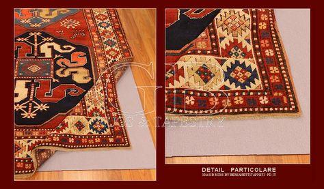 Tappeti Kilim Antichi : Bersanettitappeti no slip esxclusive for rugs and carpets