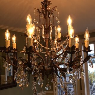 Kathy Ireland Venezia 12 Light 28 Wide Bronze Chandelier X4971 Lamps Plus In 2020 Traditional Chandelier Bronze Chandelier Dripping Candles
