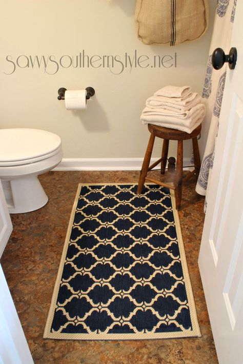 The Guest Bath Reveal Home Goods