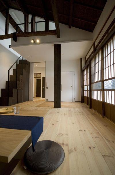 古いようでじつは新しい 和テイスト を感じさせる住宅 画像あり