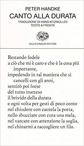 Canto Alla Durata Testo Tedesco A Fronte Download Pdf E