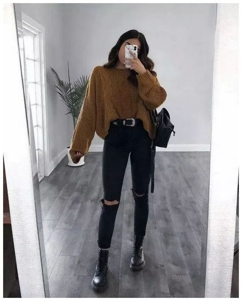 50+ Stunning High Wasted Jeans Trending Today » GALA Fashion
