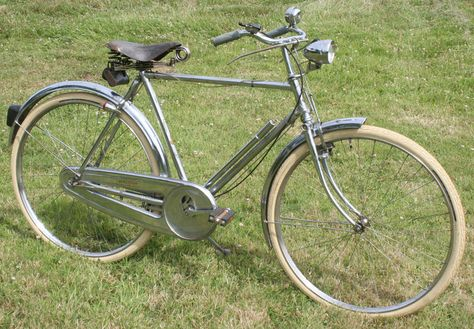 1979 All-Chrome Raleigh Superbe Roadster 'Boss-Bike' │The Online Bicycle Museum