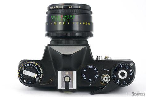 Fotoapparat Zenit Et Obzor I Primery Foto S Izobrazheniyami