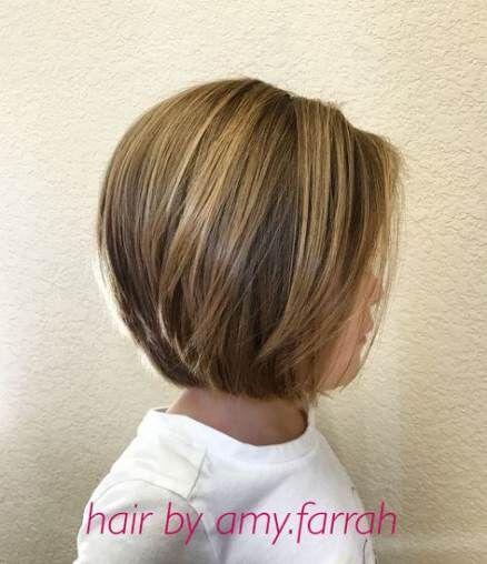 28 Ideas Hairstyles For Kids Short Bob Haircuts Bob Haircut For Girls Little Girl Bob Haircut Little Girl Haircuts