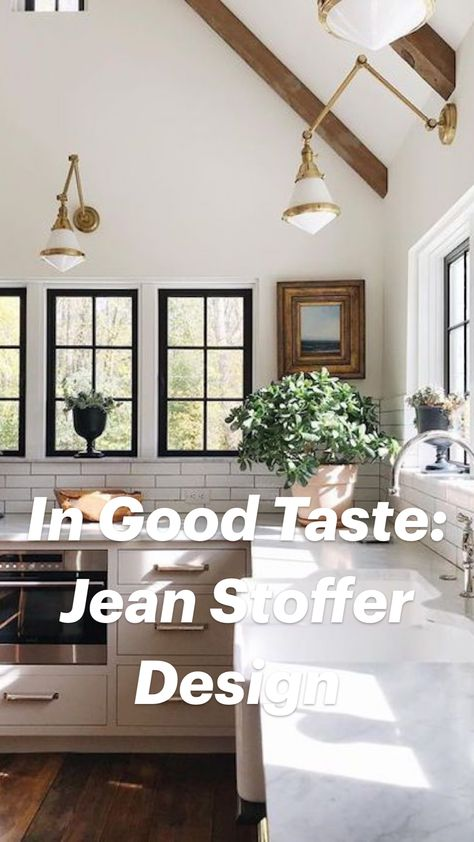 In Good Taste: Jean Stoffer Design