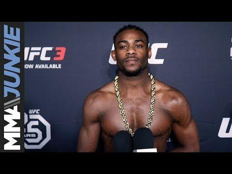 MMA UFC Atlantic City: Aljamain Sterling full post-fight