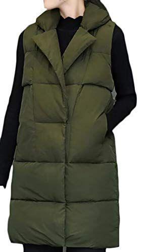 YUNY Women Regular Fit Sheepskin Button Closure Jacket Trench Coat Red M