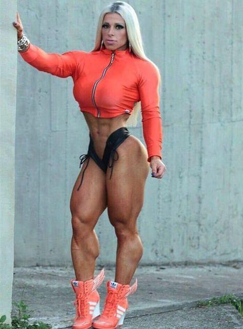 My new ispiration Anne Freitas Bodybuilding Bikinis Fitness