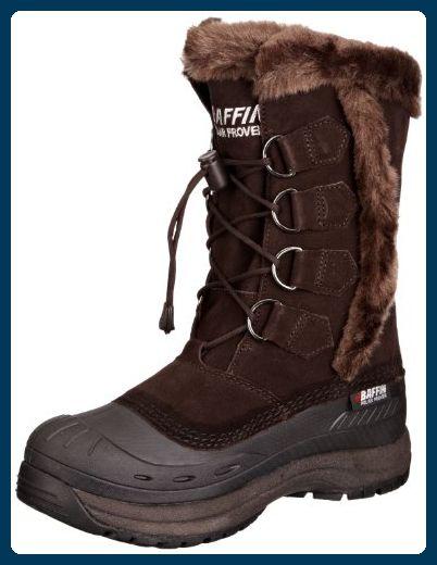 f261d0ff70 Scandic BAFFIN Damen Winterstiefel CHLOE, braun, Damen 10 (40) - Stiefel  für frauen (*Partner-Link) | Stiefel für Frauen | Insulated boots, Chloe  boots und ...