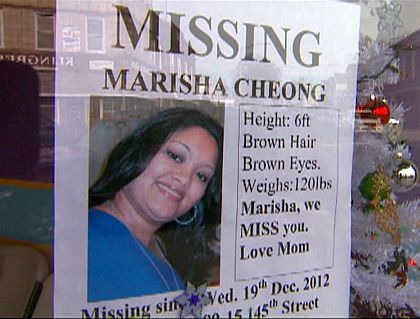 Missing Women Posters The missing persons poster for 24-year-old - missing persons posters
