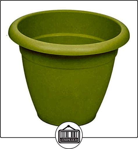 Maceta de flor redondo diámetro 50cm-verde  ✿ Seguridad para tu bebé - (Protege a tus hijos) ✿ ▬► Ver oferta: http://comprar.io/goto/B01CORYUAM