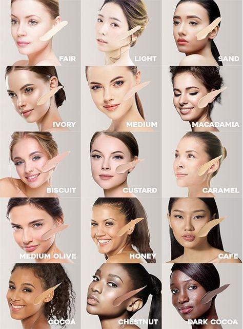 OMNIE Beauty Magic Skin Concealer Foundation