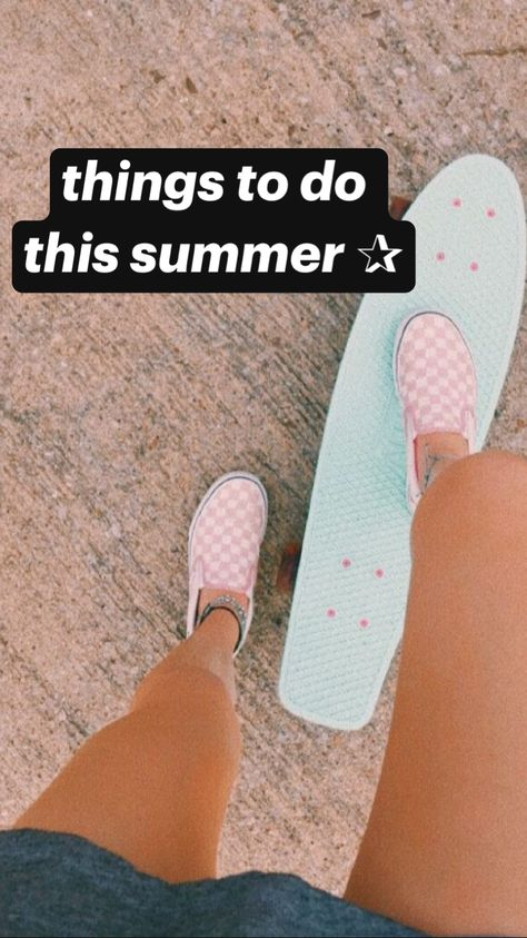 things to do this summer ✰
