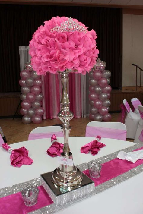 My Little Princess Baby Shower Party Ideas Baby Shower Princess