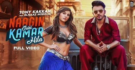 Naagin Jaisi Song Mp4 Download Free Hindi By Tony Kakkar Ft Neha Kakkar 2019 In 2020 New Hindi Songs Songs News Songs
