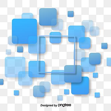 Blue Abstract Square Level Gradient Business Border Abstract Blue Business Frame Png And Vector With Transparent Background For Free Download Background Design Vector Blue Abstract Free Vector Graphics