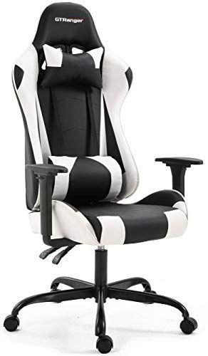 Shop For Gtranger Gaming Chair Racing Style High Back Computer