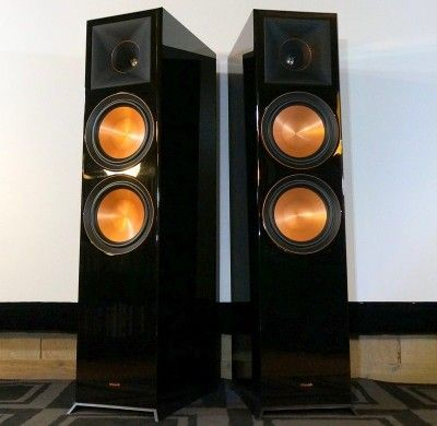 Klipsch Rp 8000f Tower Speaker Review Audioholics Klipsch Tower Speakers Speaker