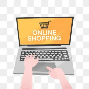 Hand Drawn Cute Shopping On Web Web Buy Now Shopping Png Transparent Clipart Image And Psd File For Free Download How To Draw Hands Clip Art Shopping Clipart