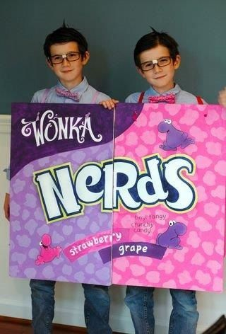 Diy Nerds Candy Halloween Costume Candy Halloween Costumes Candy Halloween Costume Diy Candy Costumes
