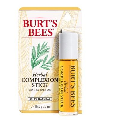 Burt S Bees Herbal Complexion Stick 0 26oz With Images Burts