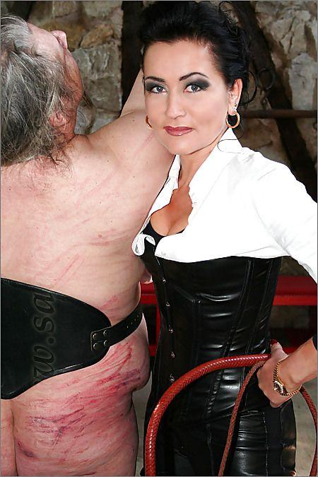 Femdom women fattening up boy slaves for dinner #9
