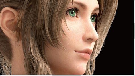 【画像】FF7リメイクのティファとエアリス、毛穴や産毛、シミまで完全再現する-あにまんchまとめ -アニメ漫画ゲーム情報サイト-