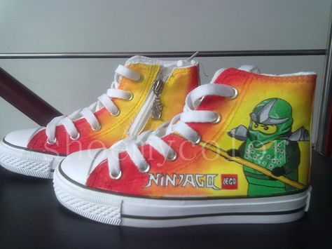 MOC] Converse Chuck Taylor All Star Special LEGO Themes