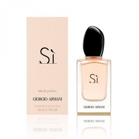 Giorgio Armani Giorgio Armani Si Eau De Parfum Perfume For Women 1 7 Oz Walmart Com In 2021 Armani Perfume For Women Giorgio Armani Si Perfume