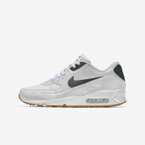 Nike Air Max 90 By You Custom Men's Shoe Size 12.5 (Multi ...
