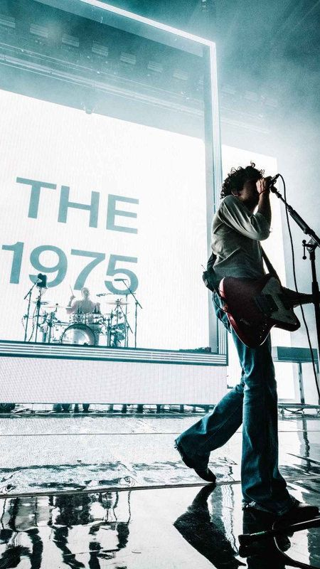 The 1975 By Kasibele In 2020 The 1975 Wallpaper The 1975 Concert The 1975