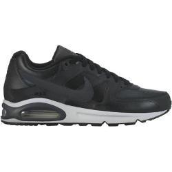 Nike Herren Sneaker Air Max Command Leather, Größe 40 ½ in Schwarz NikeNike