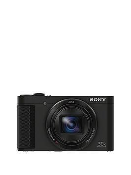 Cybershot Dsc Hx90 18mp 30x Zoom Digital Compact Camera With Electronic View Finder Black Small Digital Camera Zoom Lens Sony