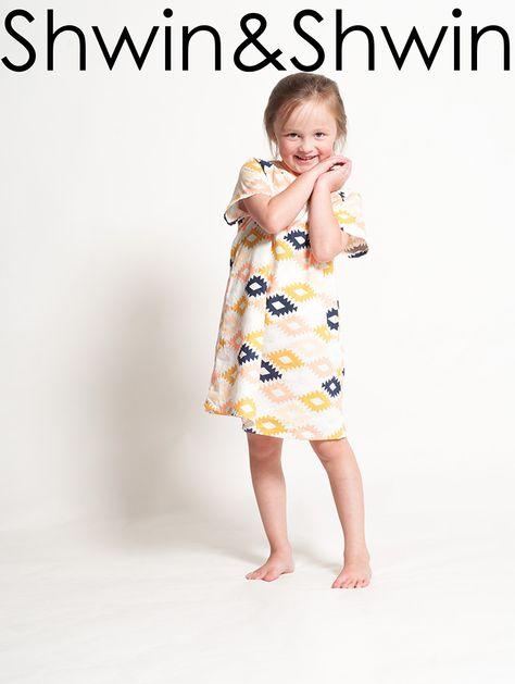 Golden Slumbers Pajamas    PDF Pattern By Shwin Designs