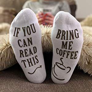 Great Novelty Gift. OMG Text Speak Socks